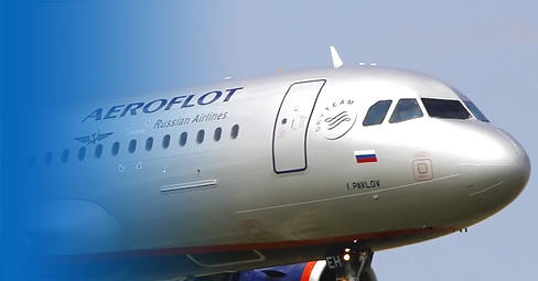 Aeroflot sky team